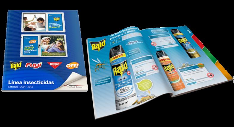 Johnson Catálogo Insecticidas 2014