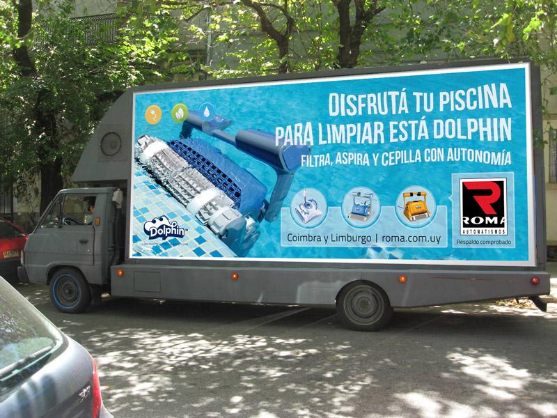 ROMA AUTOMATISMOS Vía Públicapublica